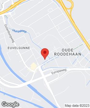 Locatie Bosch Car Service Autoborg op kaart