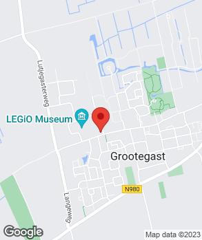 Locatie Automobielbedr./Technische Handel A. Helmholt op kaart