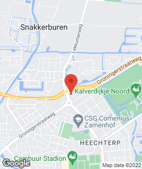 Locatie Autobedrijf Wijma B.V. op kaart