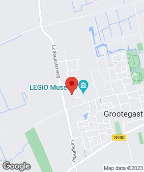 Locatie Autobedrijf Heeringa op kaart