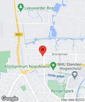 Locatie Autobedrijf Eriton op kaart