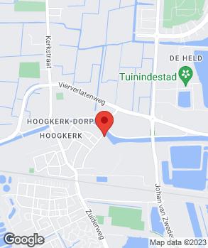 Locatie Autobedrijf Huizinga op kaart