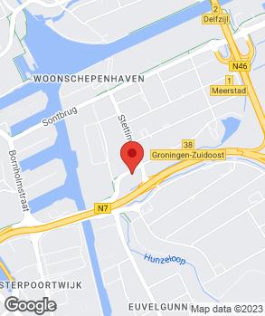 Locatie Autoservice Pruijs B.V. op kaart