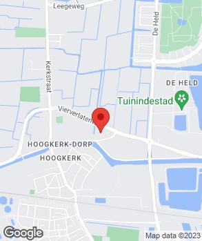 Locatie Autoservice Visser op kaart