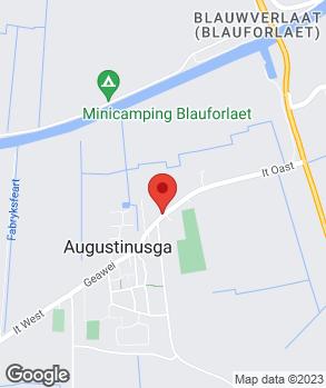 Locatie Autobedrijf J. Couperus op kaart