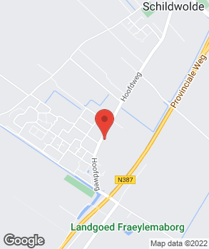 Locatie Garage Heinneman B.V. | Vakgarage Heinneman op kaart