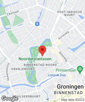 Locatie Autobedrijf Vorstenberg op kaart