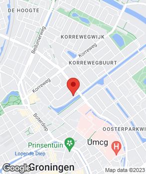 Locatie Autobedrijf Visser op kaart