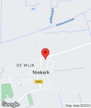 Locatie Autobedrijf Rozema op kaart