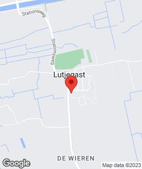 Locatie RD Techniek op kaart