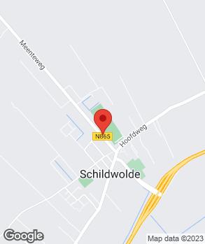 Locatie Autobedrijf Kwant op kaart