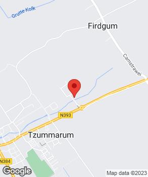 Locatie Wiersma Garagebedrijf V.O.F. op kaart
