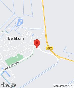 Locatie Garage Rinsma Berlikum B.V. op kaart