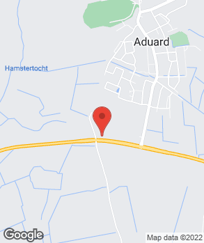 Locatie Autohuis Aduard op kaart