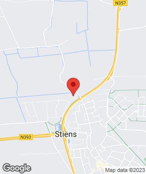 Locatie Autobedr. H.J. van der Tuin Hand.ondernem. op kaart