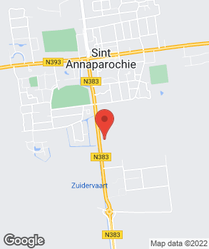 Locatie Autobedrijf Laas Douma op kaart