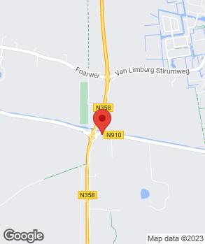 Locatie Garage Fennema V.O.F. op kaart