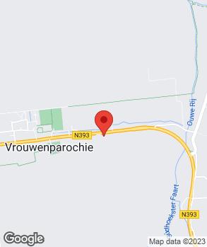 Locatie Autobedrijf Winands op kaart