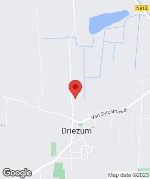 Locatie Autobedrijf Harry de Vries op kaart