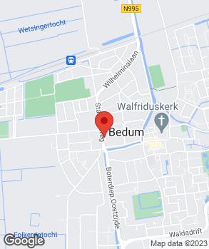 Locatie Velting's Automobielbedrijf B.V. op kaart