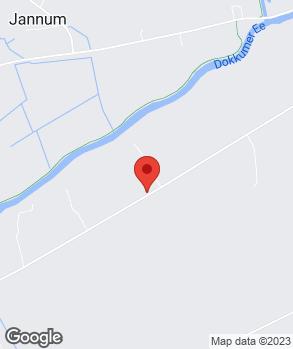 Locatie De Dûkendokter op kaart