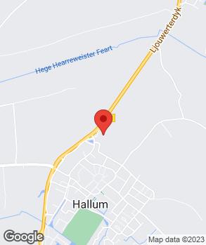 Locatie Autobedrijf Bremer V.O.F. op kaart