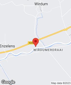 Locatie Briek-Banden Handel op kaart