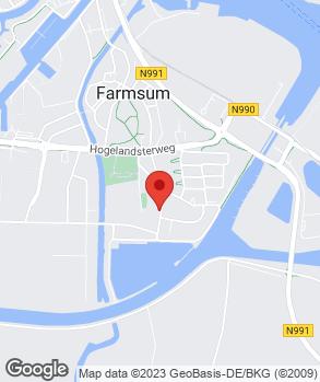 Locatie Autobedrijf Uil V.O.F. op kaart
