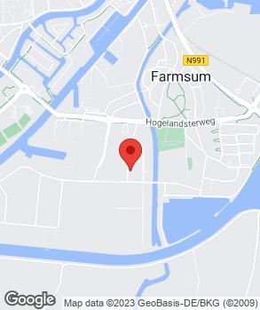 Locatie Autobedrijf Dijksterhuis op kaart