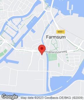 Locatie Autohuis Bouwsema B.V. op kaart
