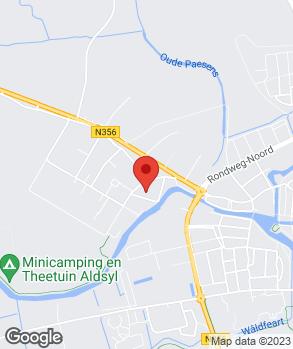 Locatie Meintsma Autoservice op kaart