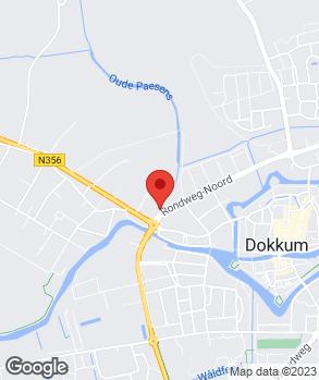 Locatie Autobedrijf Van der Horst B.V. op kaart
