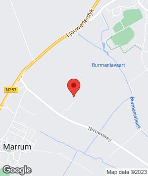 Locatie Autobedrijf Andries van Huizen op kaart