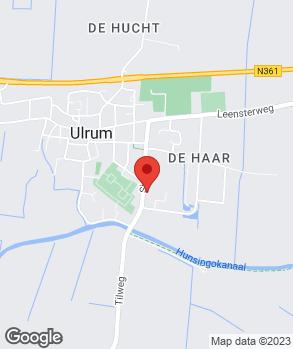 Locatie Garage G.P. Koning op kaart