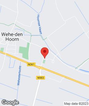 Locatie Autobedrijf Geert Vos op kaart