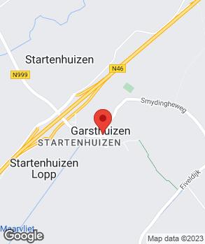 Locatie Autobedrijf Wijchgel Garsthuizen op kaart