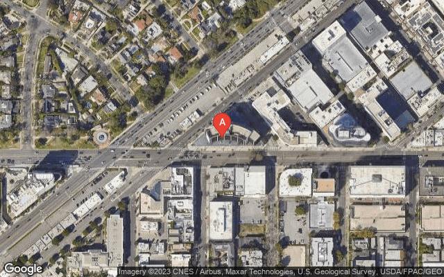 9777 Wilshire Blvd Century City Office Space