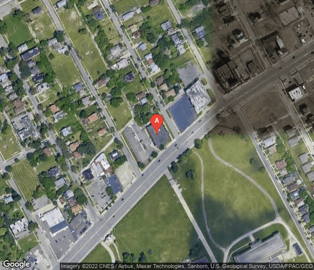10201 E Jefferson Ave, Detroit, MI, 48214  Detroit,MI
