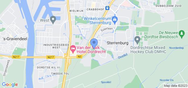 Google maps Rustenburgpark