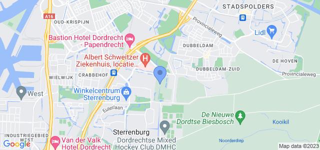 Google maps Stevenshof