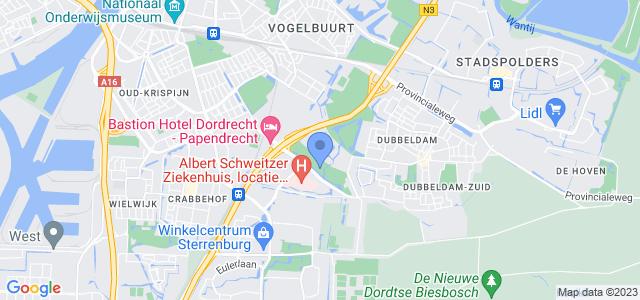 Google maps Overkamppark
