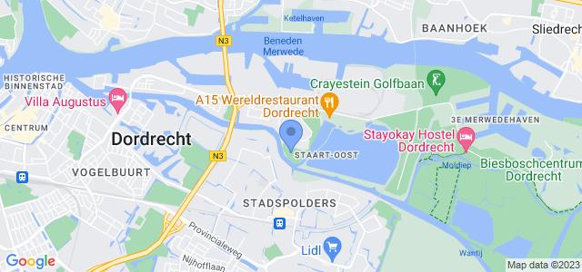 Google maps Park Merwepolder