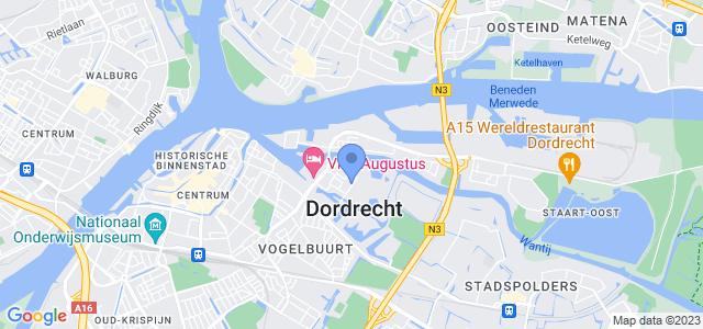Google maps Wantijpark