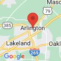 Arlington in April