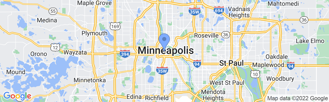 Staticmap?size=1280x200&maptype=roadmap&center=44.97614543731016%2c 93.26874949462045&markers=size:mid%7ccolor:blue%7c44.9761%2c 93