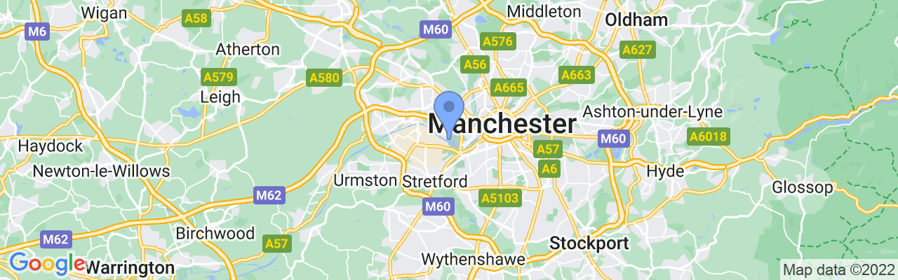 Staticmap?size=1280x200&maptype=roadmap&center=53.4710232896938%2c 2.2950270124035983&markers=size:mid%7ccolor:blue%7c53.4710235596%2c 2