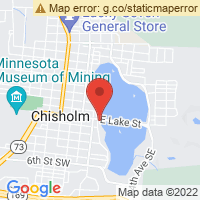 Chisholm Access Point Map