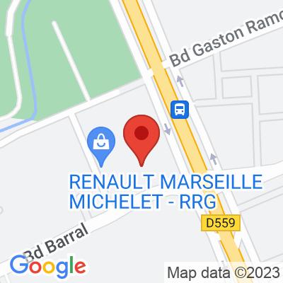 Renault - Michelet - Marseille