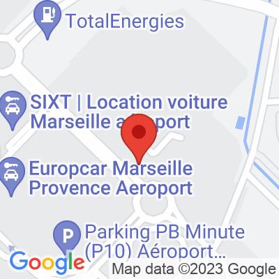 Aéroport Marseille-Provence - Parking P7
