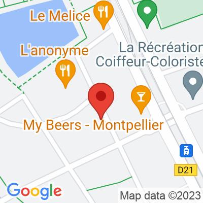 La Mantilla EFFIA, parking sous-terrain